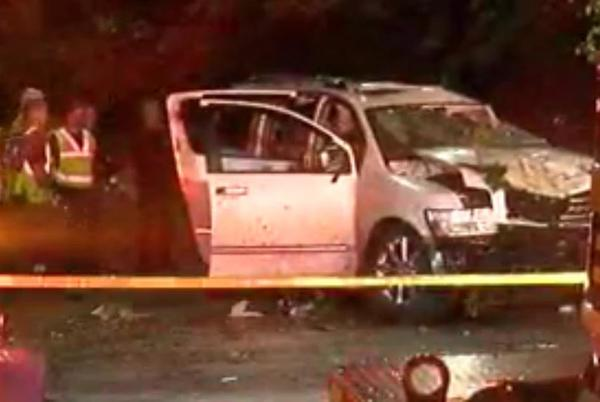 Picture for Woman dead after crash on Cleveland's East Side