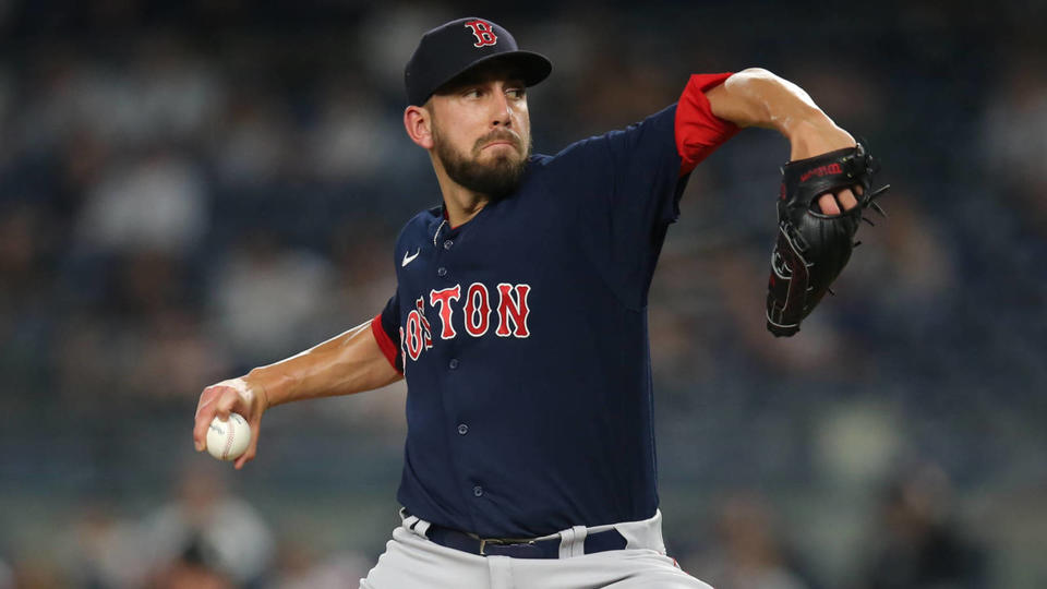 Picture for Red Sox closer Matt Barnes open to in-season extension talks