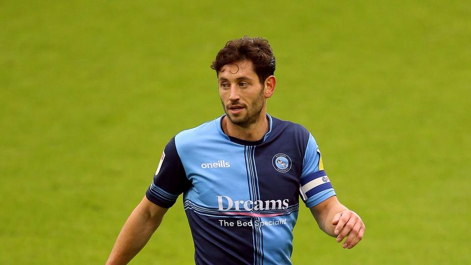 Picture for Joe Jacobson remains absent as Wycombe host Nottingham Forest