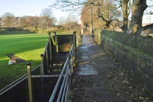 Picture for Chancellor urged to fund maintenance of Chester city walls