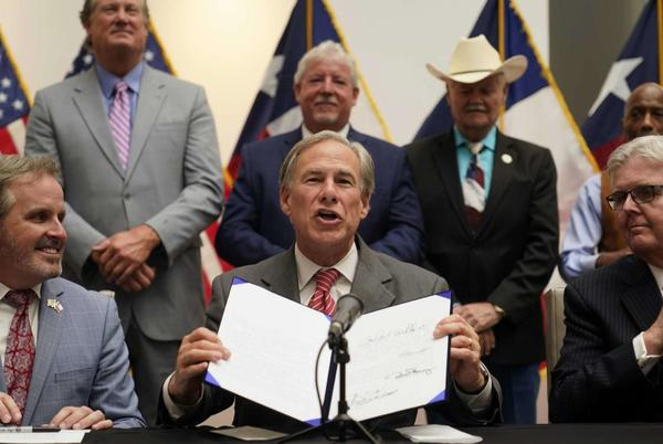 Picture for As Texas Republicans celebrate wins on abortion and voting, Democrats predict a 2022 reckoning