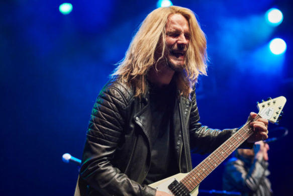 Picture for Judas Priest Delaying US Tour After Lead Guitarist Richie Faulkner Hospitalized for Heart Issues