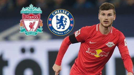 Chelsea And Liverpool Handed Timo Werner Transfer Boost As Rb Leipzig Close In On 33m Signing News Break