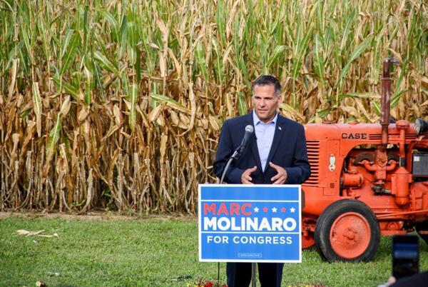 Picture for Molinaro announces Congressional bid (VIDEO)