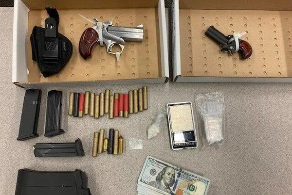 Picture for Sheriff: Santa Rosa traffic stop leads to drug, weapons arrest