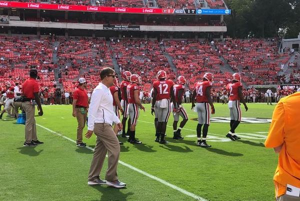 Picture for Coaches who worked at UGA with mental conditioning consultant Trevor Moawad offer tributes