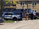 Picture for Champaign Police, SWAT team arrest man barricaded in home