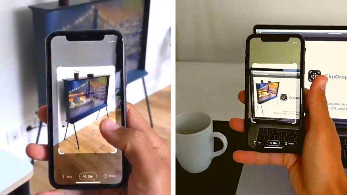Improved AR App Lets Users 'Cut-and-Paste' Real Objects Into Digital Glamour