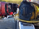 Picture for 1 extricated from vehicle after crash on Route 29 in Lynchburg