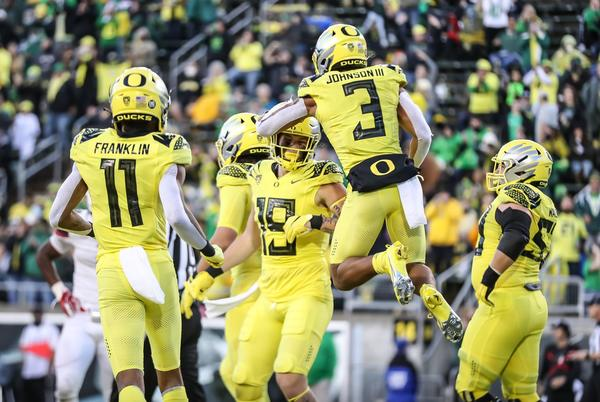 Picture for As No. 3 Oregon Ducks enter Pac-12 play, are they a great team or a good team?