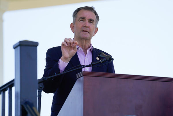 Picture for Governor Northam weighs in on President Biden's vaccine mandate for businesses