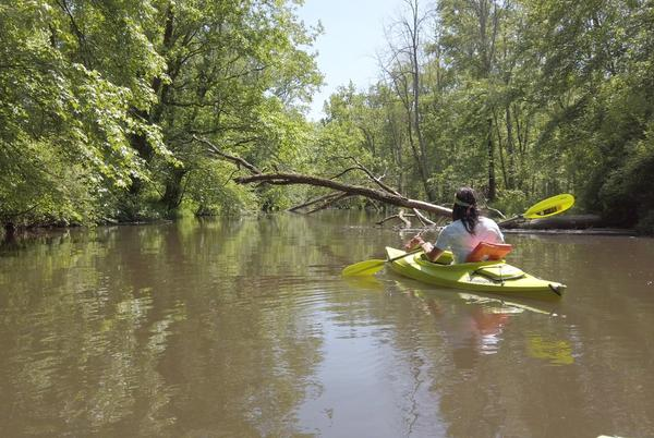 Picture for The Top 5 kayak trips on Cuyahoga River Water Trail (video, maps)