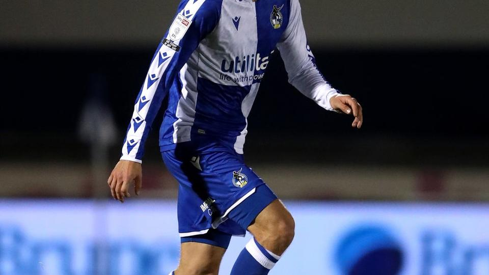 Picture for Newport sign former Bristol Rovers midfielder Ed Upson