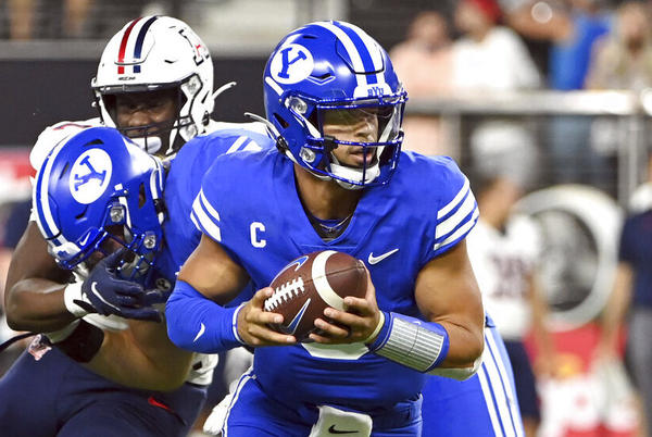 Picture for Big 12 invites BYU, UCF, Cincinnati and Houston – The North State Journal