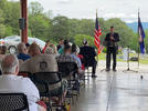 Picture for Congressman Ben Cline honors those lost lives at Buchanan Memorial Day Event