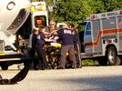 Picture for Unidentified man hurt in motorcycle accident near Friendship