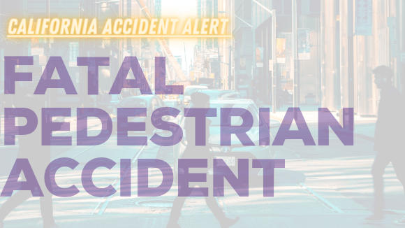 Picture for A pedestrian crash killed 1 person and injured one on Pacific Coast Highway and Newland Street (Huntington Beach, CA)