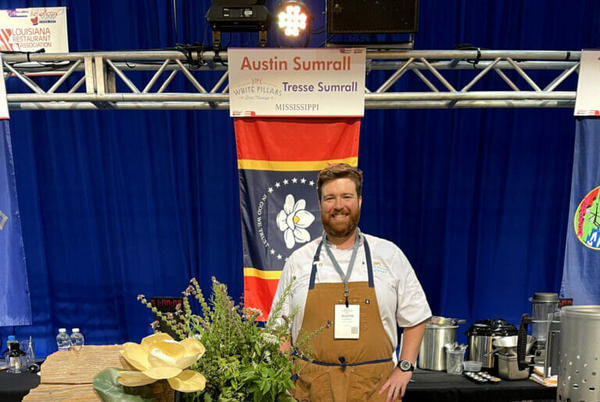 Picture for UM Alumnus Named 2021 'Seafood King' in Competition