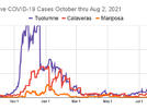 Picture for Tuolumne COVID-19 Report: 124 new cases since Friday