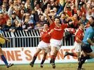 Picture for Golden Goal: Bryan Robson for Manchester United v Wimbledon (1993)