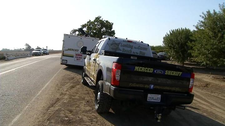 Cover for Merced County detectives investigating homicide in Dos Palos