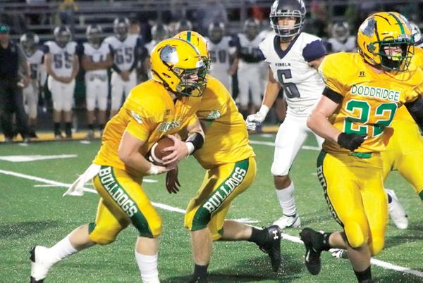 Picture for John Devinney's late kick leads Doddridge County over Ritchie County, 29-26