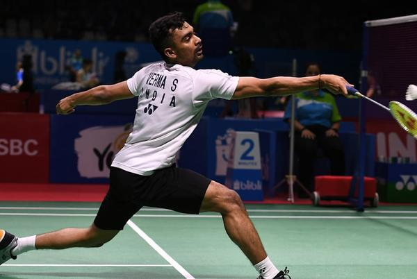 Picture for India's Sameer Verma progresses to second round at French Open badminton