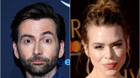 Picture for David Tennant warms Doctor Who fans' hearts with 'beautiful' Billie Piper praise