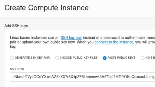 Creating an SSH Key Pair on the Linux Command Line for OCI Access | News  Break