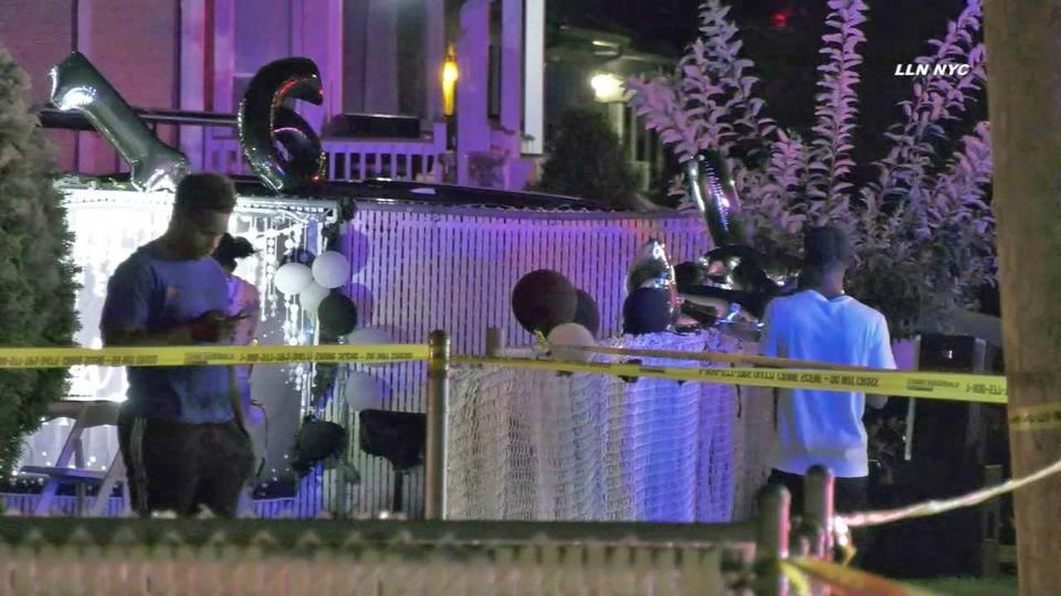 Picture for Sweet 16 party turns violent: 2 teens shot and wounded on Staten Island