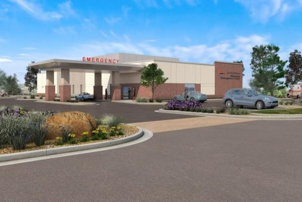 Picture for Construction begins on freestanding ER opening in Herriman
