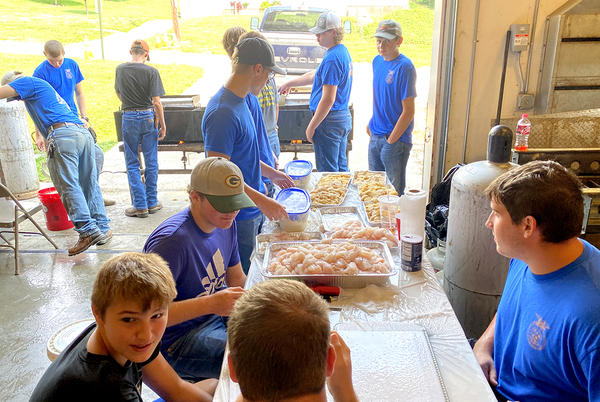Picture for Rock Port FFA Fish Fry
