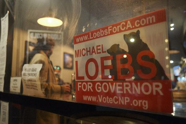 Picture for SF State professor and recall candidate hosts election party