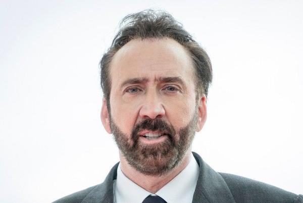 Picture for Nicolas Cage Says Retiring From Acting 'Can't Happen' for Him