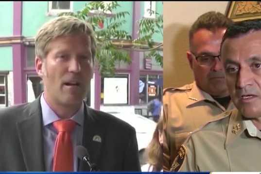 Picture for Mayor Tim Keller campaign considers 'legal options' against Manny Gonzales for 'defamatory claims'