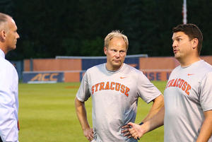 Picture for Building relationships with players is Sean Lawlor's biggest strength as coach