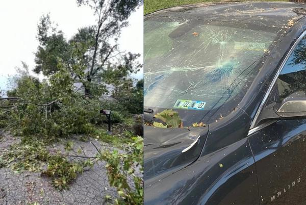 Picture for National Weather Service confirms 2 tornadoes touched down in Beaver County