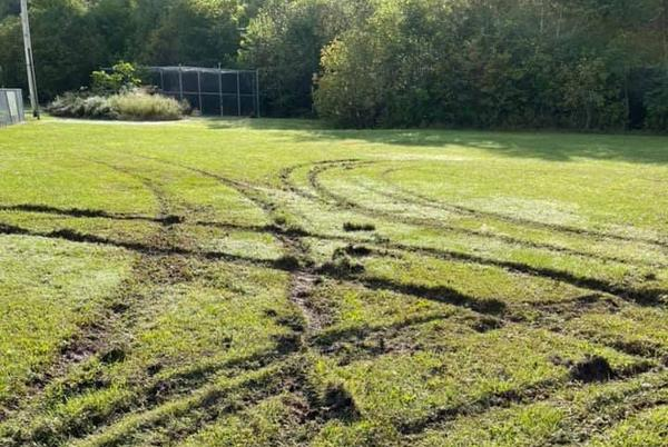 Picture for Vandalism crimes rising across the country and state, including parks in McDowell County