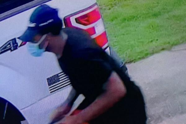 Picture for Okaloosa County deputies attempting to locate vehicle burglary suspects