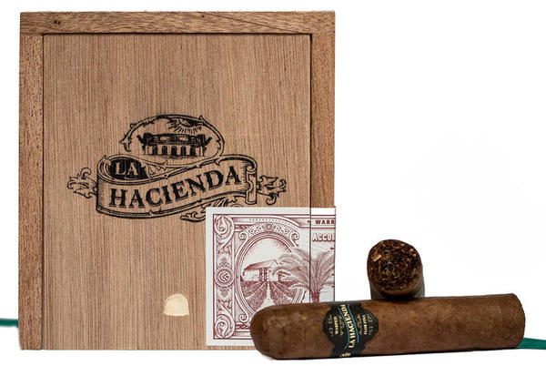 Picture for La Hacienda First Growth Finally Shipping