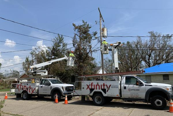 Picture for Comcast Houma update Sept. 23