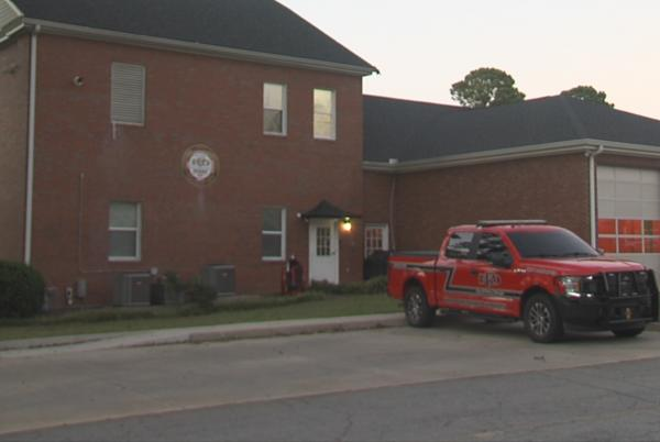 Picture for Shooting at Perry fire department leaves one man dead, victim's dad hospitalized