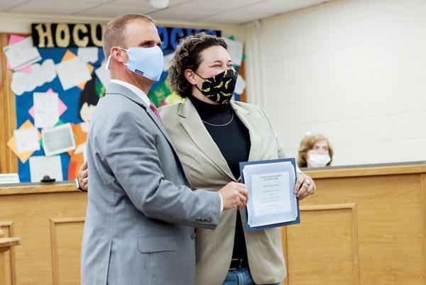 Picture for Wood County BOE discusses awards, school calendar