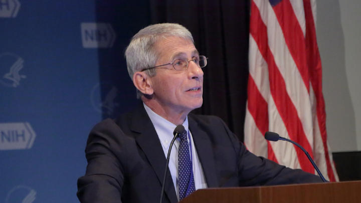 Cover for Dr. Fauci Says Children Will Be Vaccinated Soon