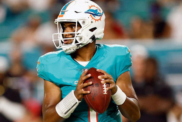 Picture for Tua Tagovailoa trade rumors: Potential landing spots for Dolphins QB ahead of 2021 NFL trade deadline