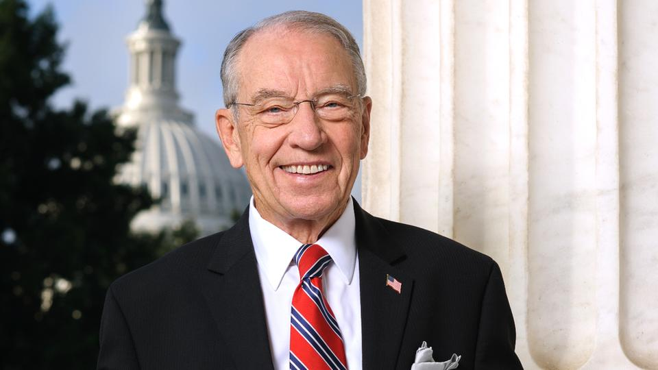 Iowa Sen. Grassley named to Post-Pandemic Task Force by ...