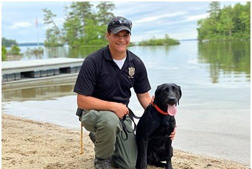 Picture for Missing Oxford man found by Warden Service K-9