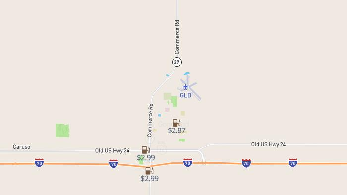 Picture for Goodland gas price survey: Cheapest station saves $0.17 per gallon