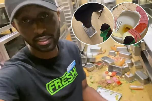 Picture for Subway Sacks Worker Who Filmed Himself Walking on Food and Placing it on Toilet Seat