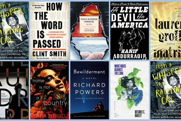 Picture for The 2021 National Book Awards Longlist Is Here